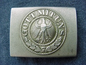 Gott Mit Uns: Because, when God is on your side, ANYTHING is possible.