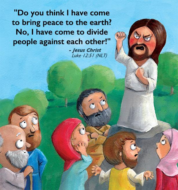 jesus_divide